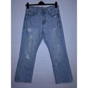 American Eagle Mens 32x30 Blue Jeans Boot Cut